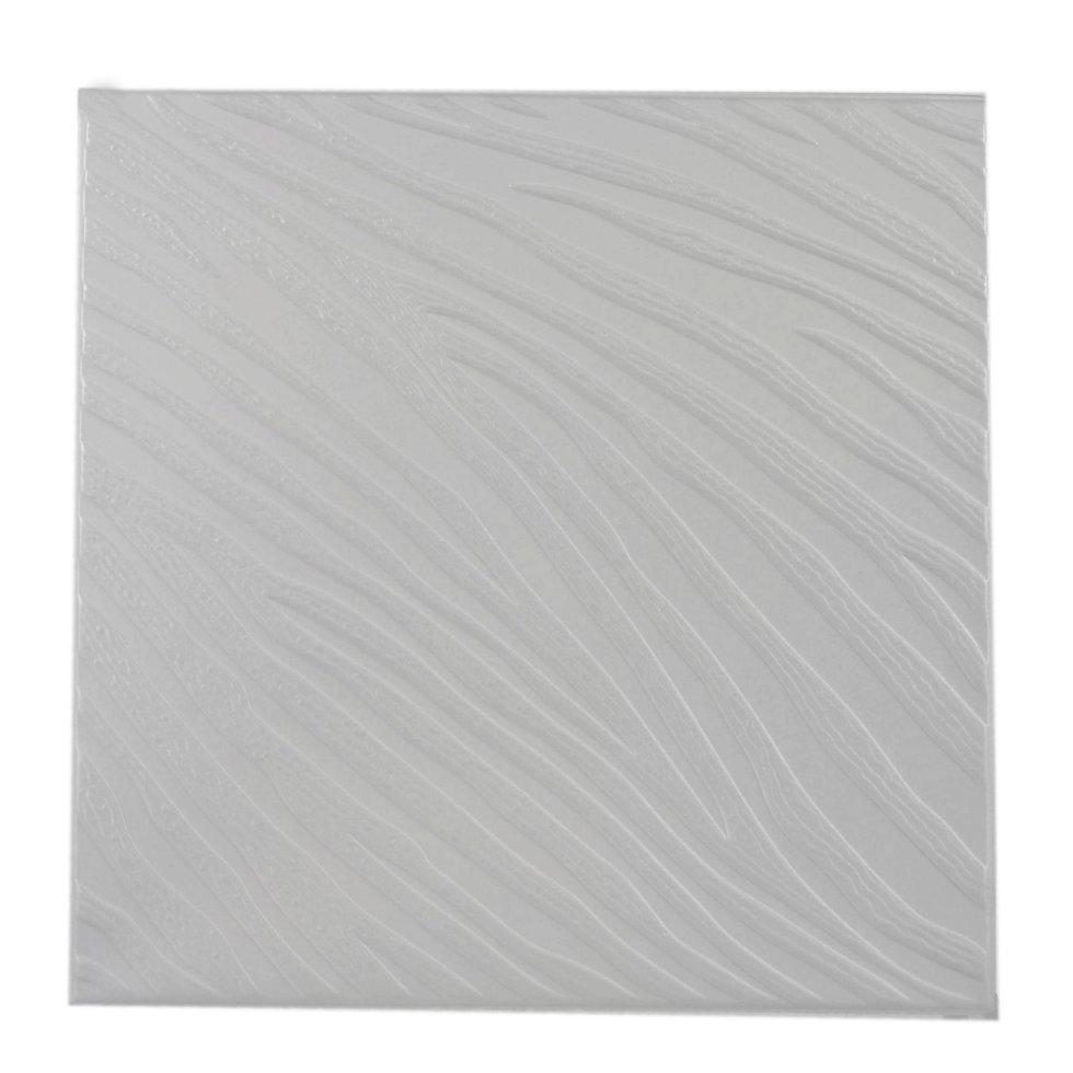 Плита потолочная Vtm 0828, 2 м2, 50х50 см, экструдированный полистирол