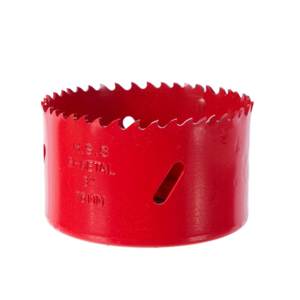 Коронка для металла Matrix Bi-Metall D76 мм