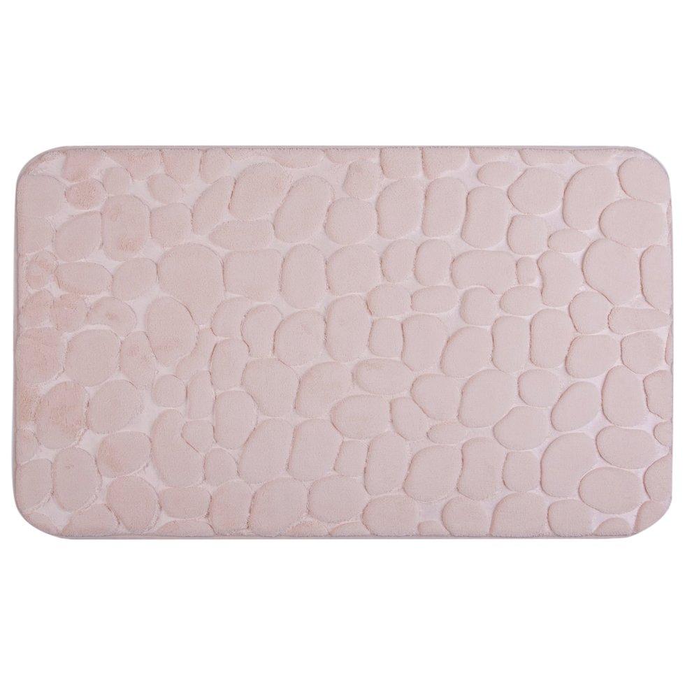 Коврик для ванной комнаты «Luxury» 45х75 см цвет бежевый