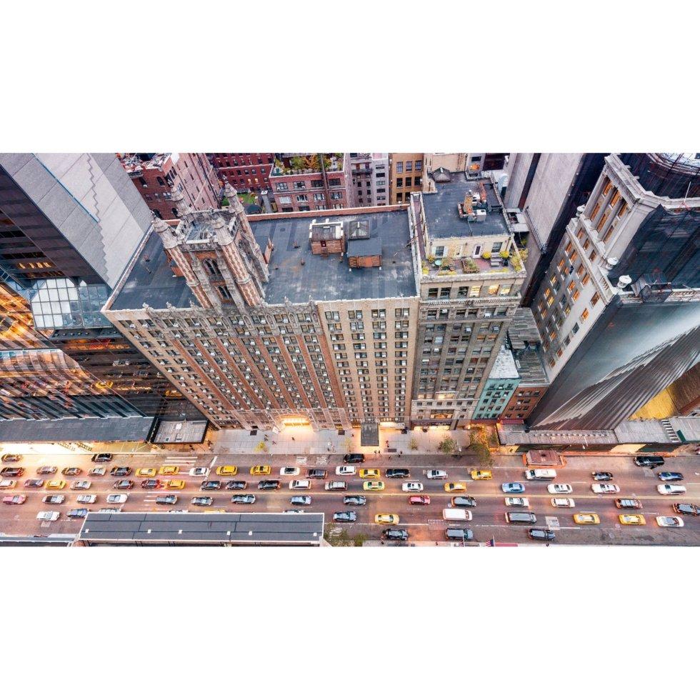 Холст 70х50 см «Нью-Йорк»