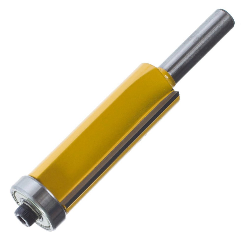 Фреза кромочная прямая, D19х50.8 мм