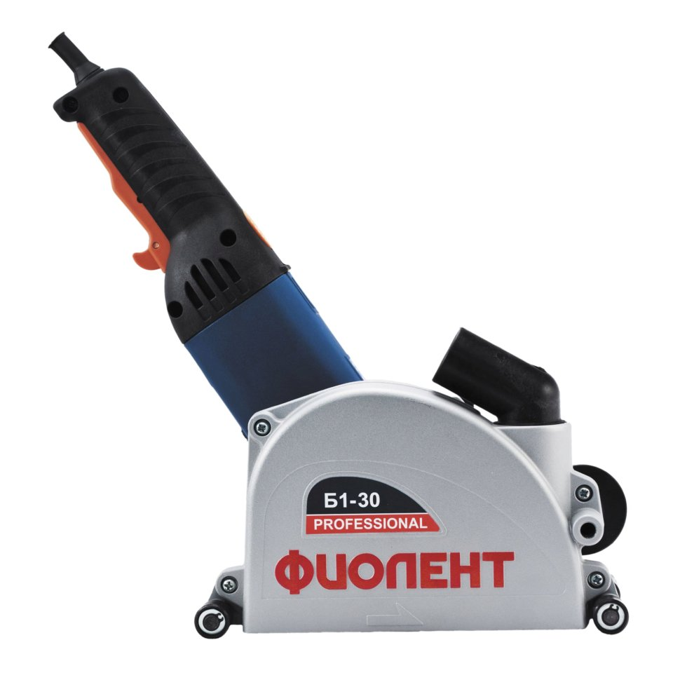 Штроборез Фиолент Б1-30, 1100Вт, 125 мм