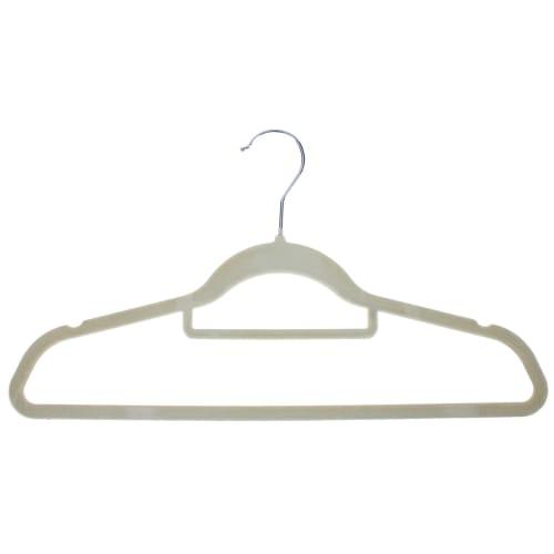 Плечики для одежды Spaceo цвет бежевый, 3 шт.