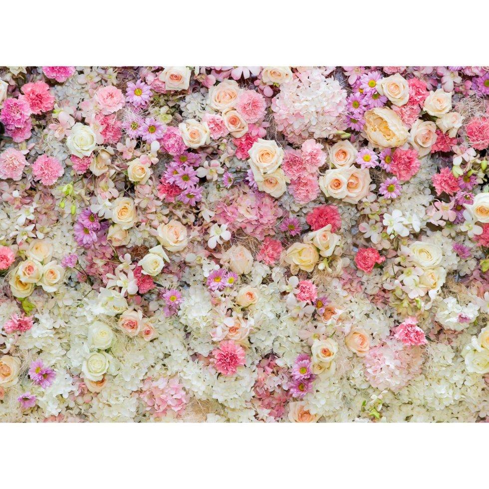 Фотообои флизелиновые «Розы» 370х270 см