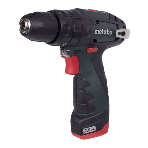 Шуруповерт Metabo PowerMaxx SB, Li-ion 10,8 В, 2 Ач