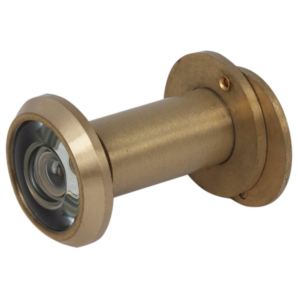 Глазок дверной Armadillo DVG1, 16х35-60 мм, цвет матовое золото