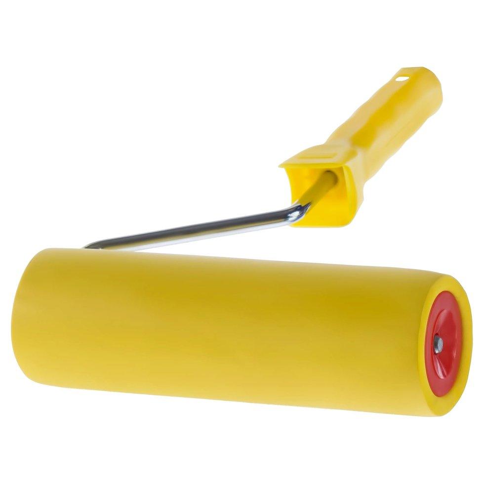 Валик прижимной для обоев Systec 175 мм, резина