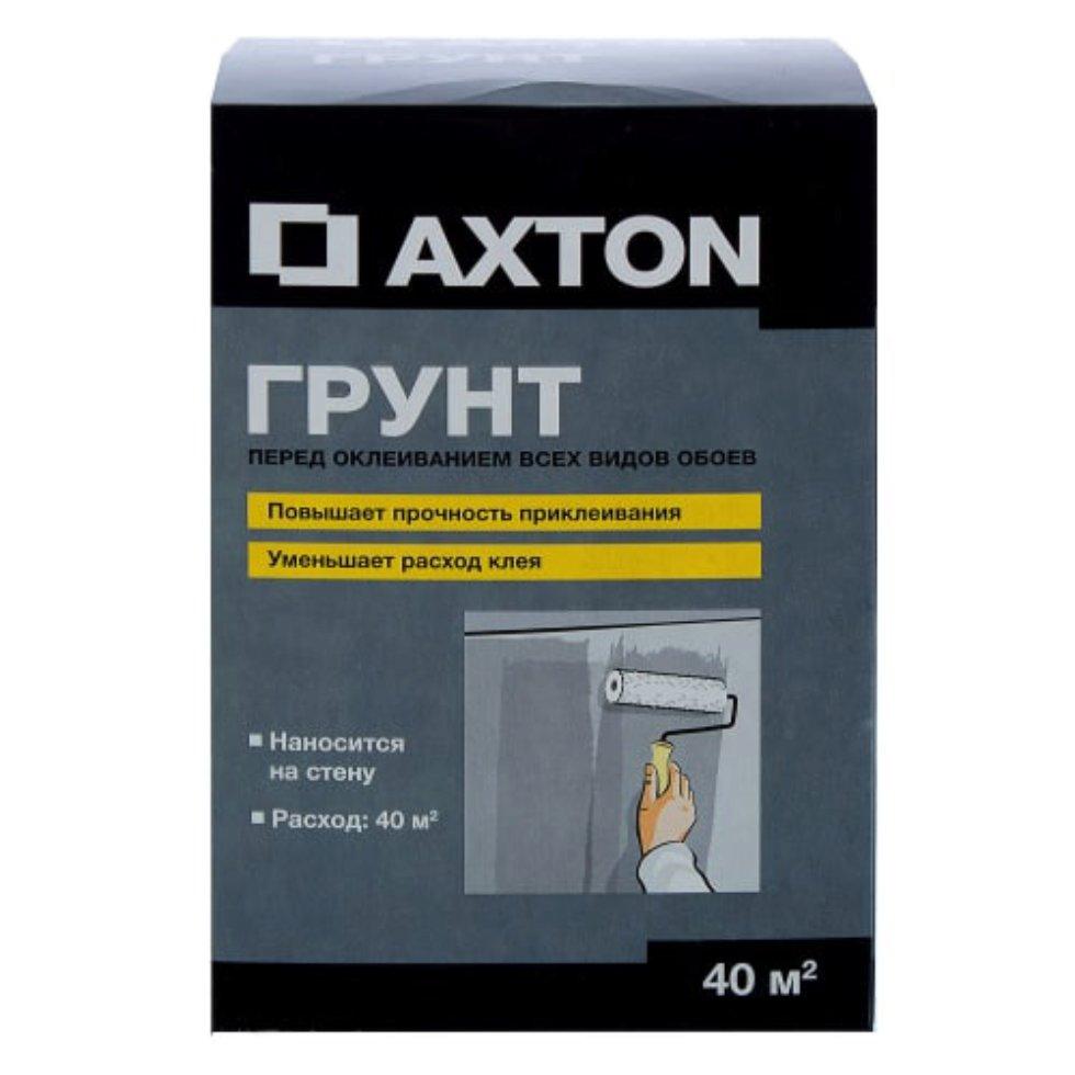 Грунт сухой Axton 40 м2