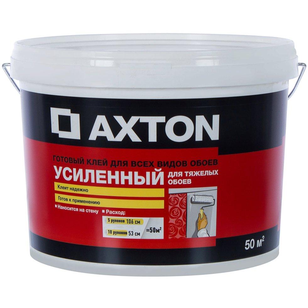 Клей усиленный готовый Axton 50 м2