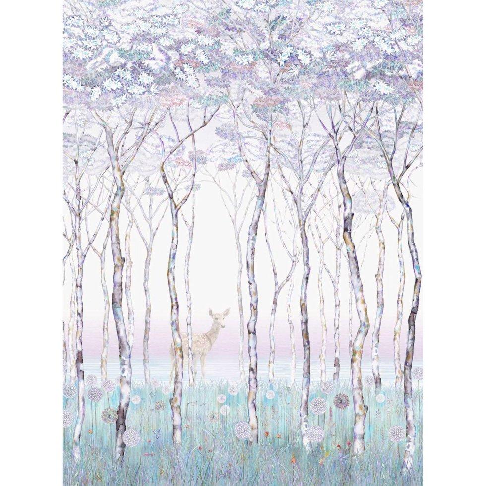 Фреска флизелиновая «Весенняя роща» 200х270 см