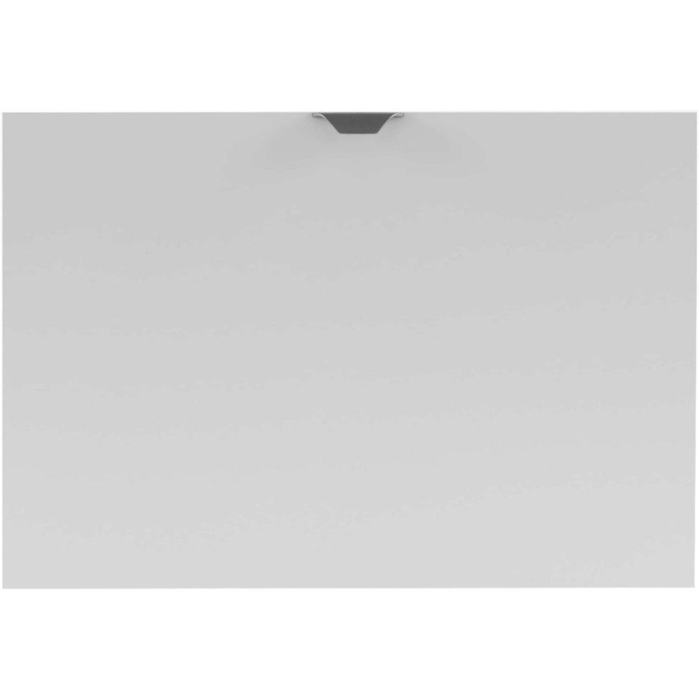 Фасад обувного ящика закрытой обувницы 390x590x16 мм цвет белый