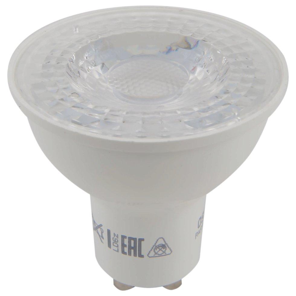 Лампа светодиодная Osram спот GU10 4.8 Вт 350 Лм свет холодный белый