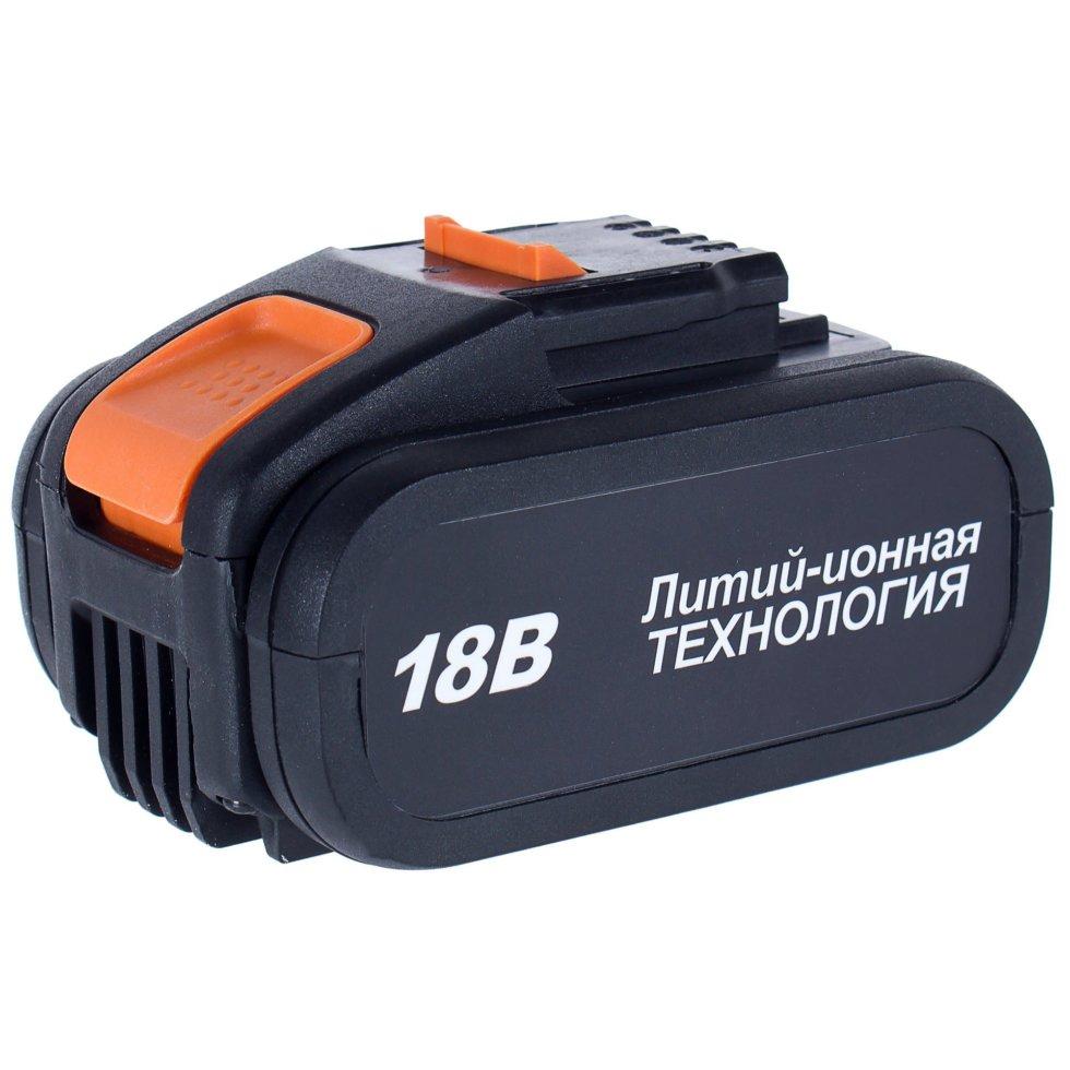 Аккумулятор Dexter 3 Ач Li-ion 18 В, для аккумуляторного инструмента