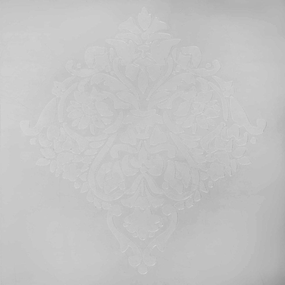 Трафарет декоративный «Вензель» 20х29.5 см