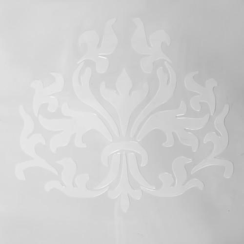 Трафарет декоративный «Ажур» 20х29.5 см