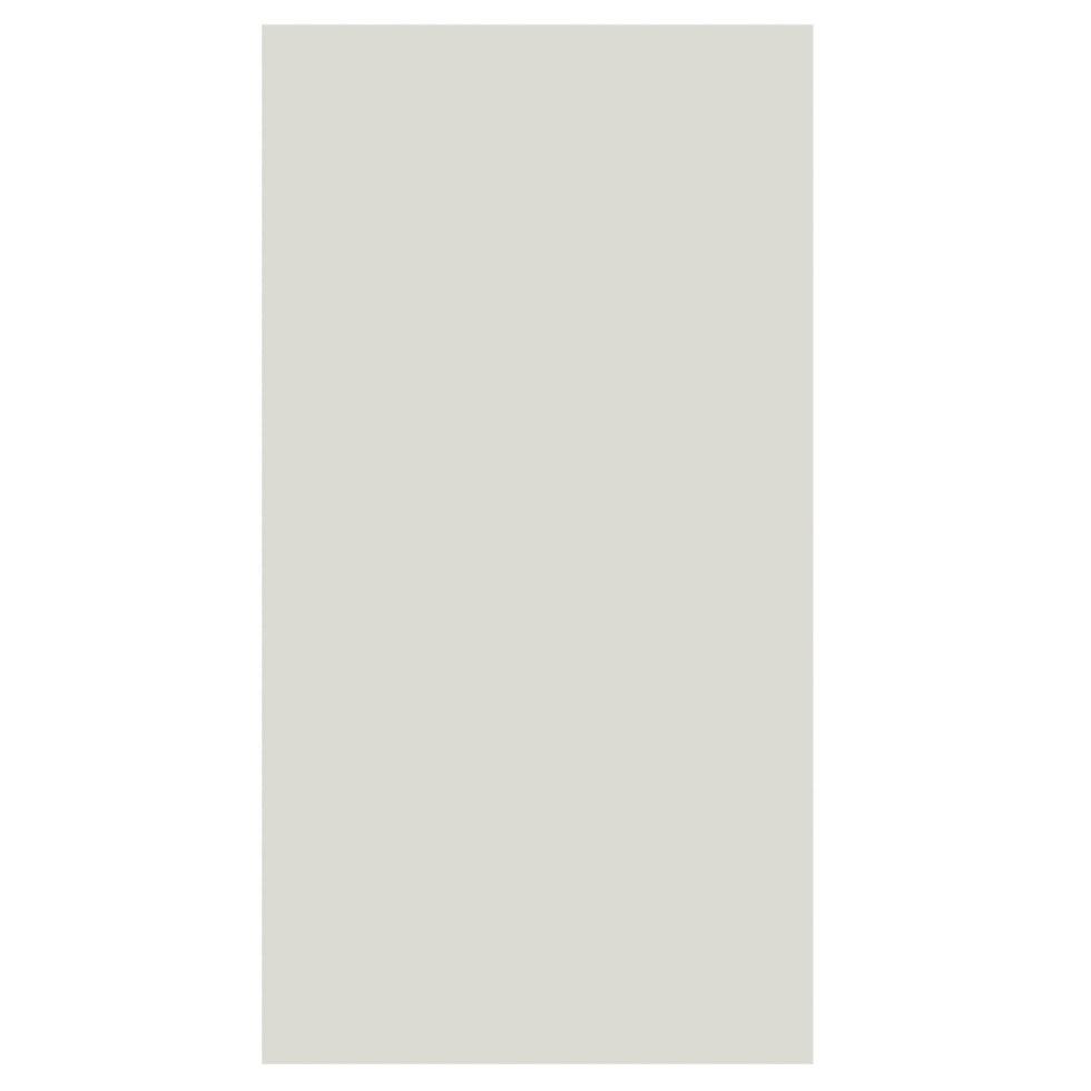 Фальшпанель Delinia «Айс» 37х70 см, лакированная ЛДСП, цвет белый