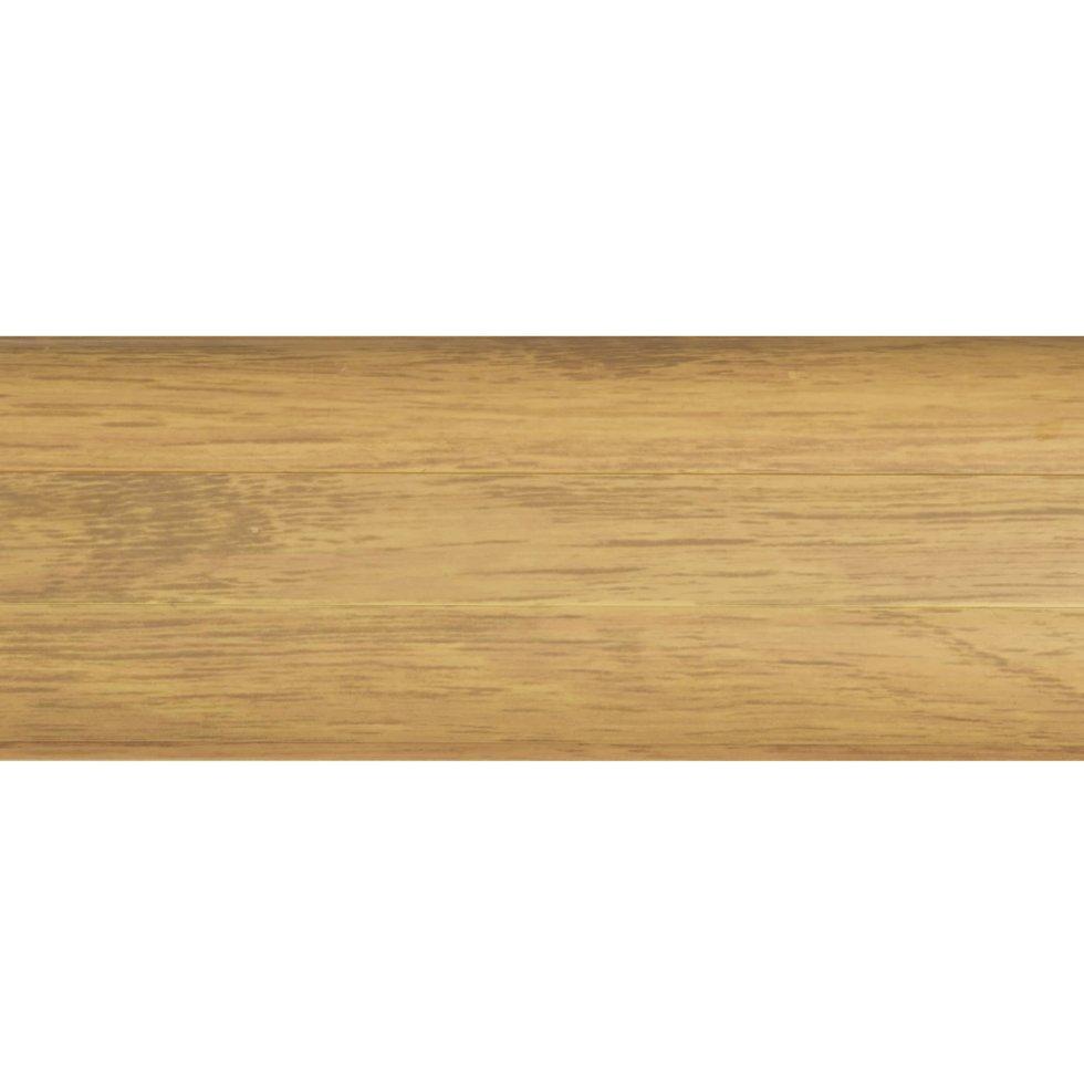 Плинтус напольный Artens ПВХ 65 мм 2.5 м цвет модена