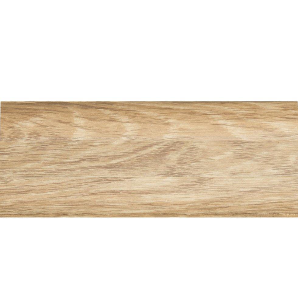 Плинтус напольный Artens ПВХ 65 мм 2.5 м цвет палермо