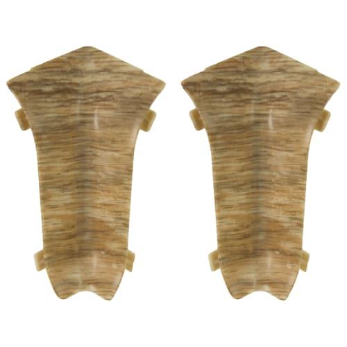 Угол для плинтуса внутренний Artens «Палермо» 65 мм 2 шт.
