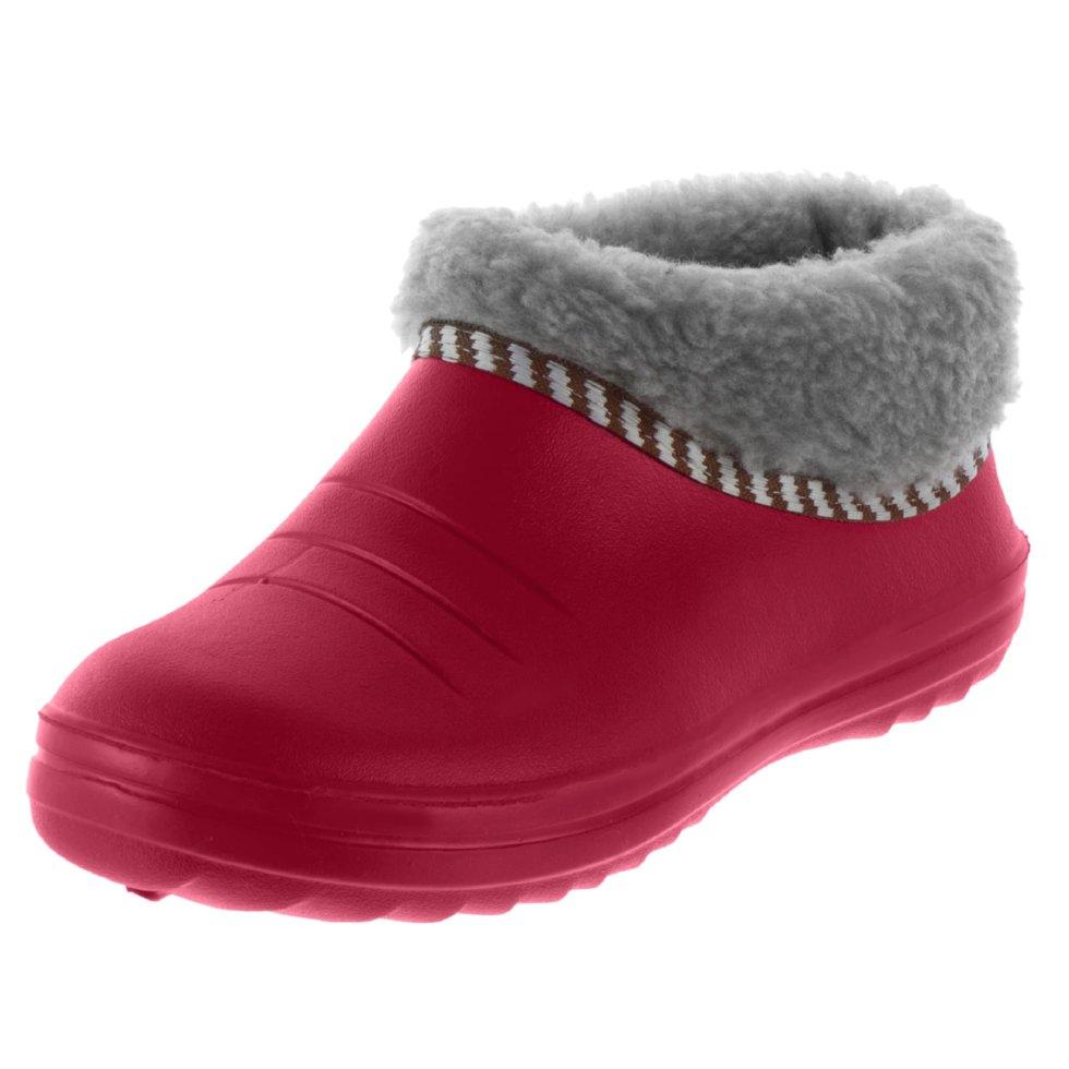 Ботинки женские утеплённые размер 39