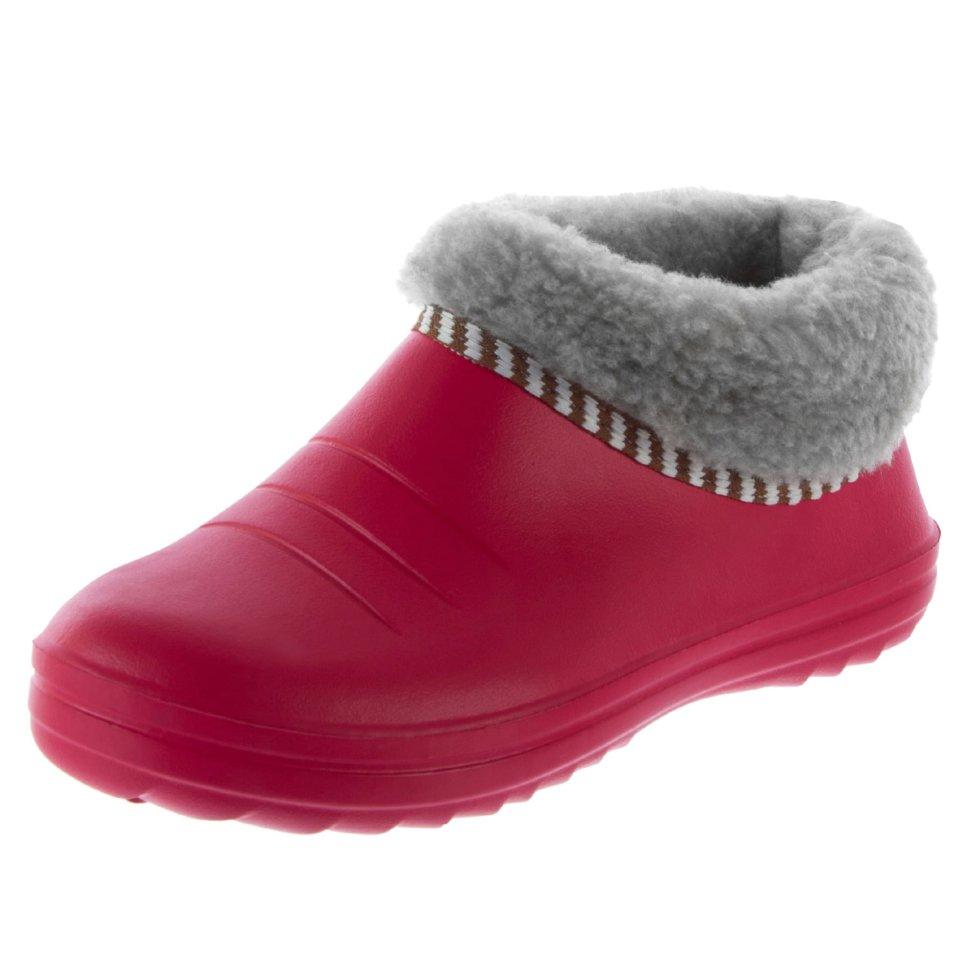 Ботинки женские утеплённые размер 40