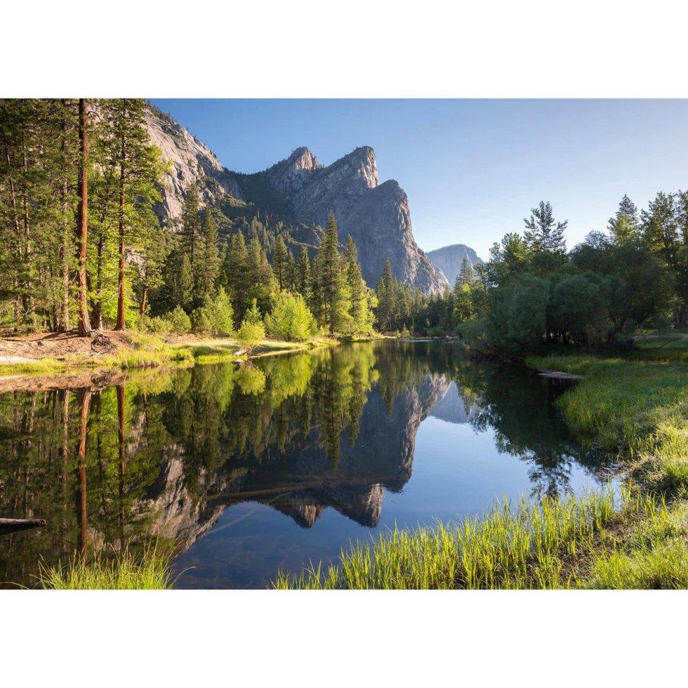 Фотообои бумажные «Три брата, Калифорния» 368x254 см