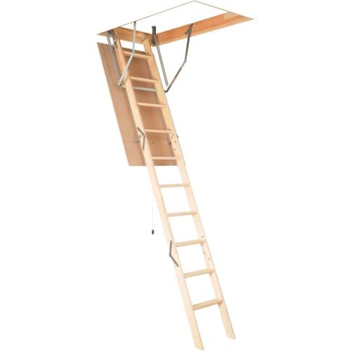 Лестница чердачная OLN 120х60x280 см