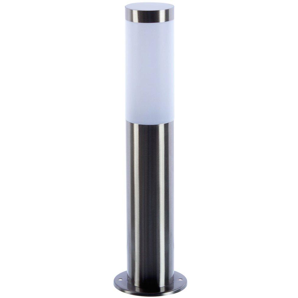 Столб уличный Inspire Bergen малый 1xE27х60 Вт, 45 см, сталь, IP44