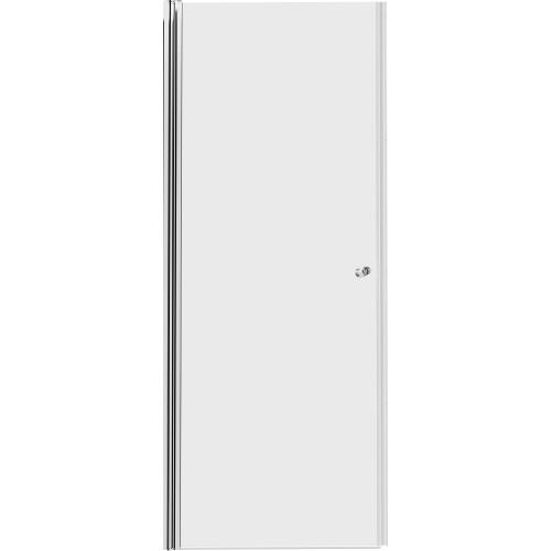 Дверь душевая распашная Комфорт 80 см