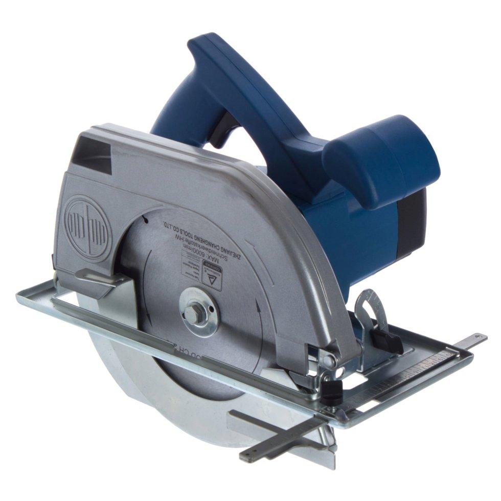 Пила циркулярная Фиолент ПД3-70, 2000 Вт, 210 мм