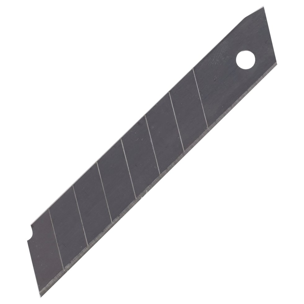 Лезвия для ножа Brigadier 9 мм, 5 шт.