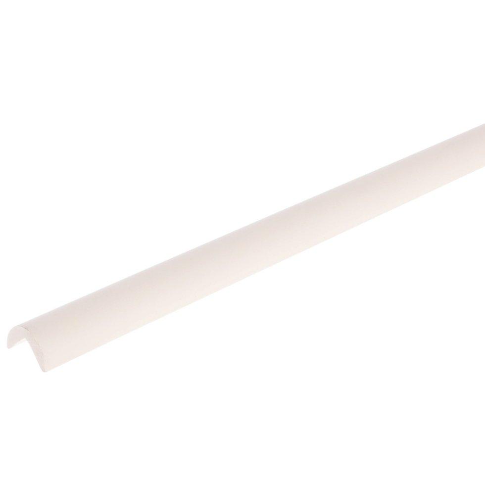 Угол 3/4 2700 мм, ПВХ вспененный, цвет слоновая кость