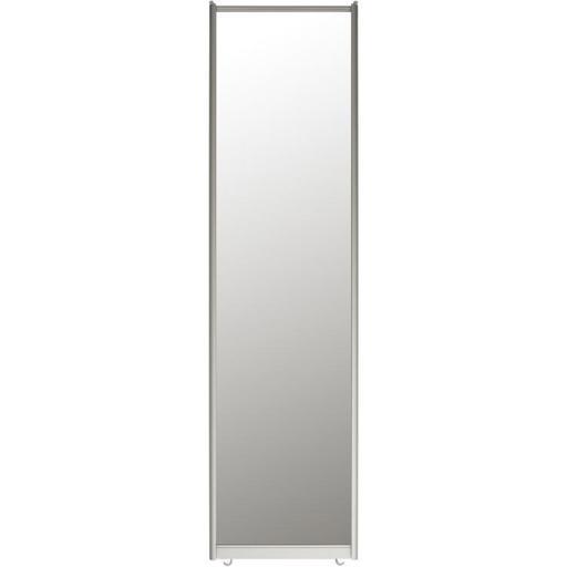 Дверь-купе Spaceo 2455х604 мм зеркало