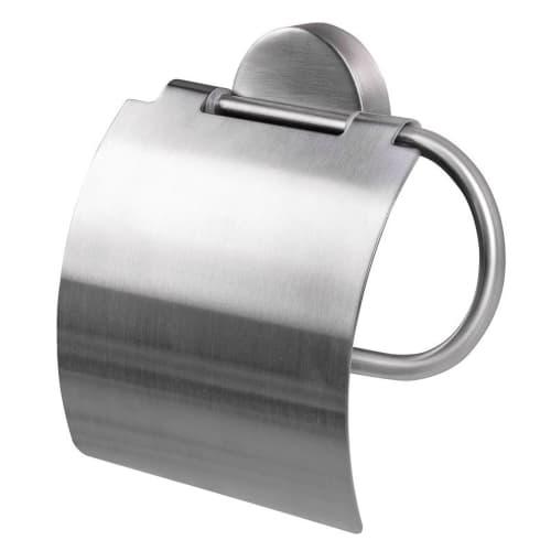 Держатель для туалетной бумаги «Terra» с крышкой