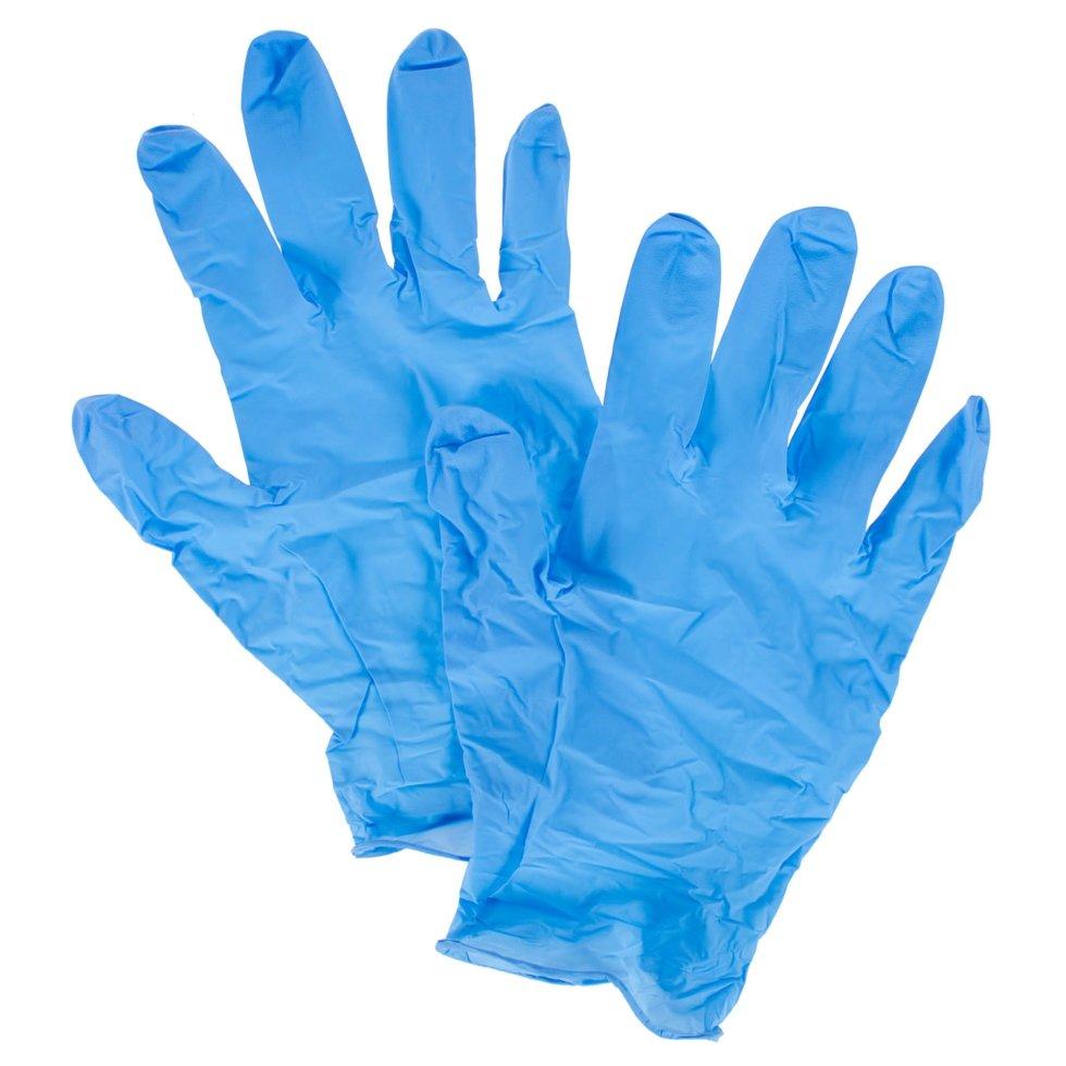 Перчатки нитриловые Dexter, 100 шт.
