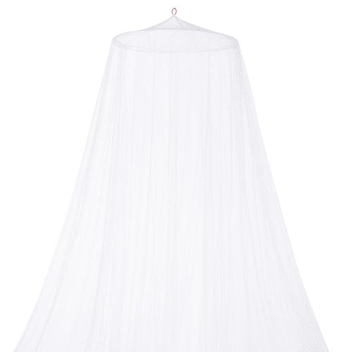 Противомоскитный полог для кровати 1250х250 см, цвет белый