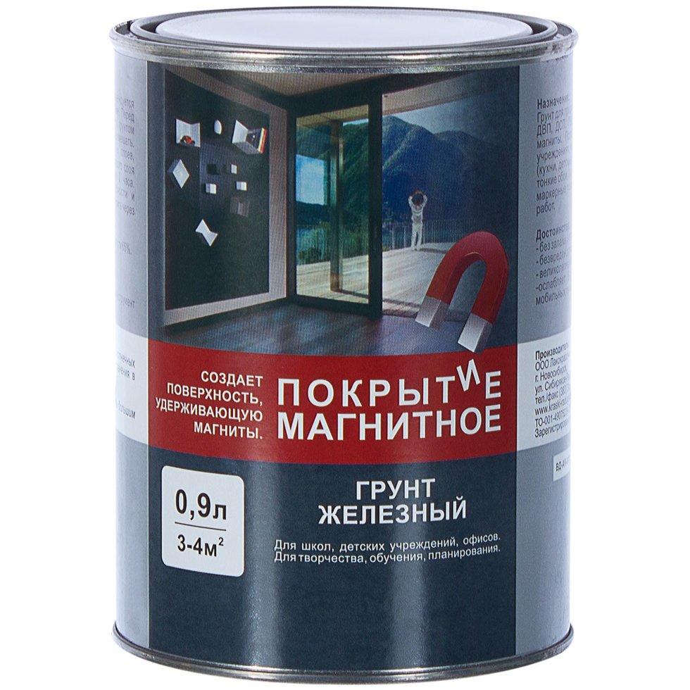 Грунт железный ВДАК-0111 0.9 л