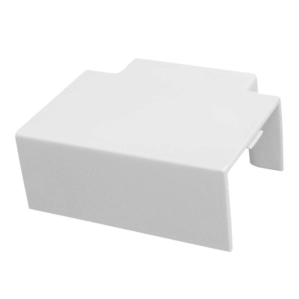 Угол Т-образный 25/16 мм цвет белый 4 шт.