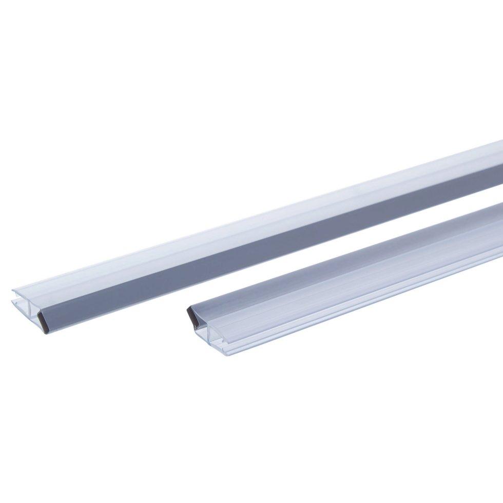 Профиль магнитный для двери 4 мм