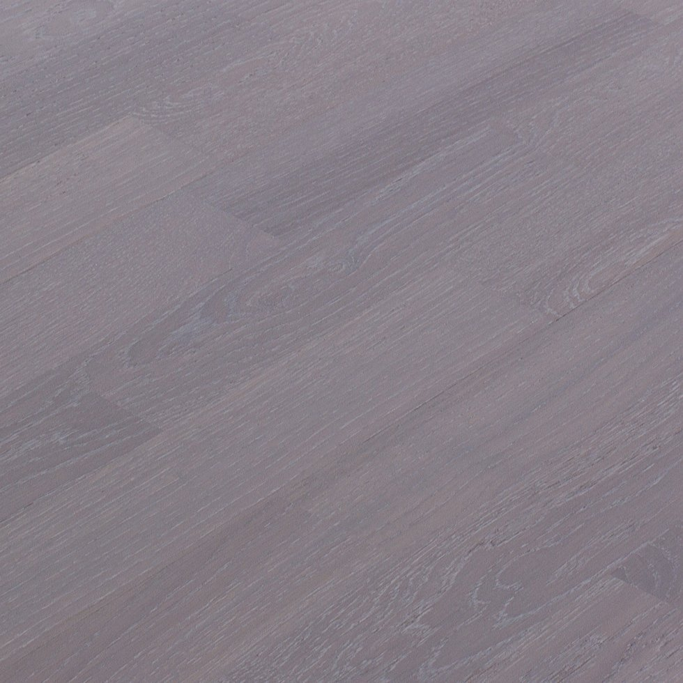 Паркетная доска трёхполосная «Дуб Флинт» 1.58 м2