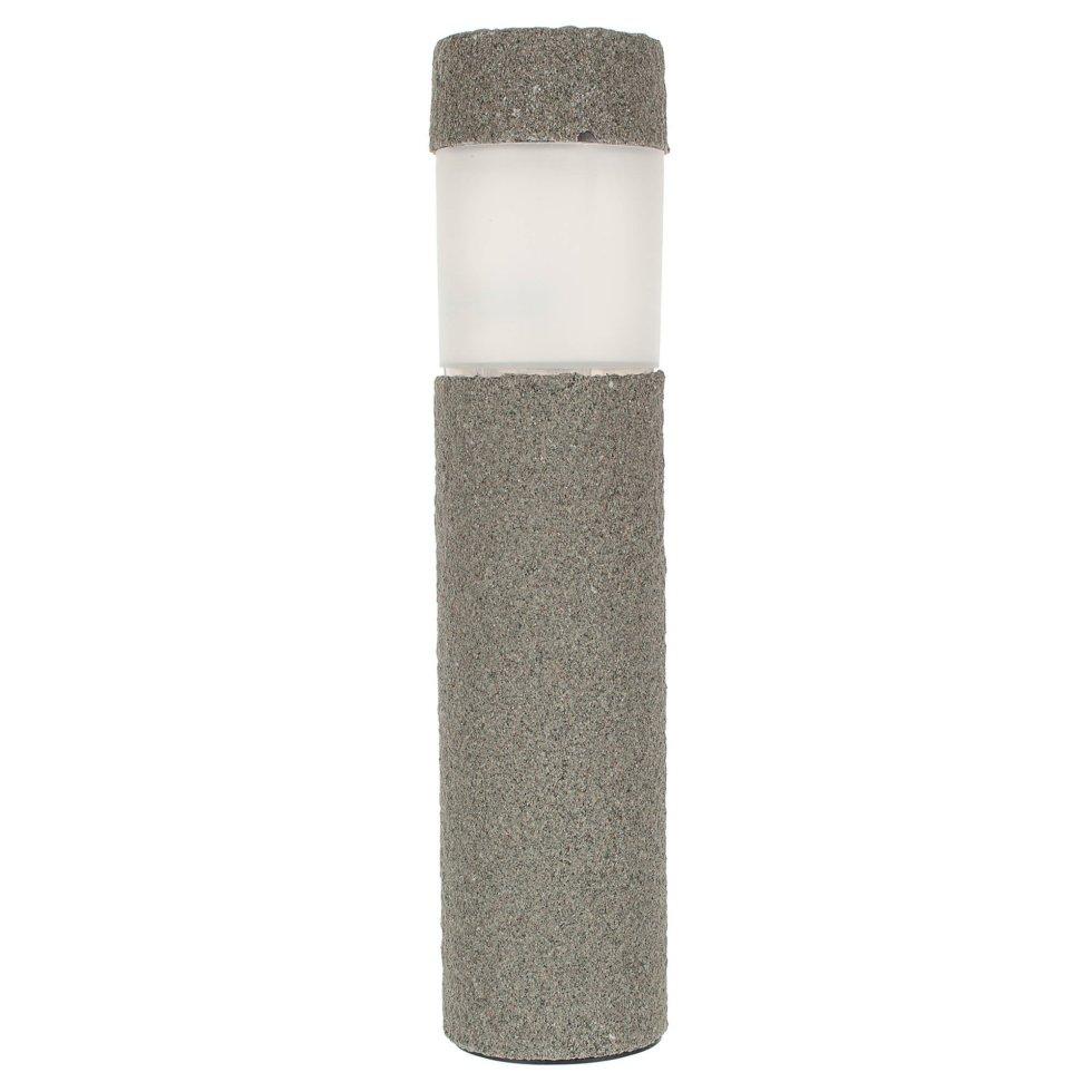 Светильник садовый светодиодный Solar 0.06 Вт, цвет серый, IP65