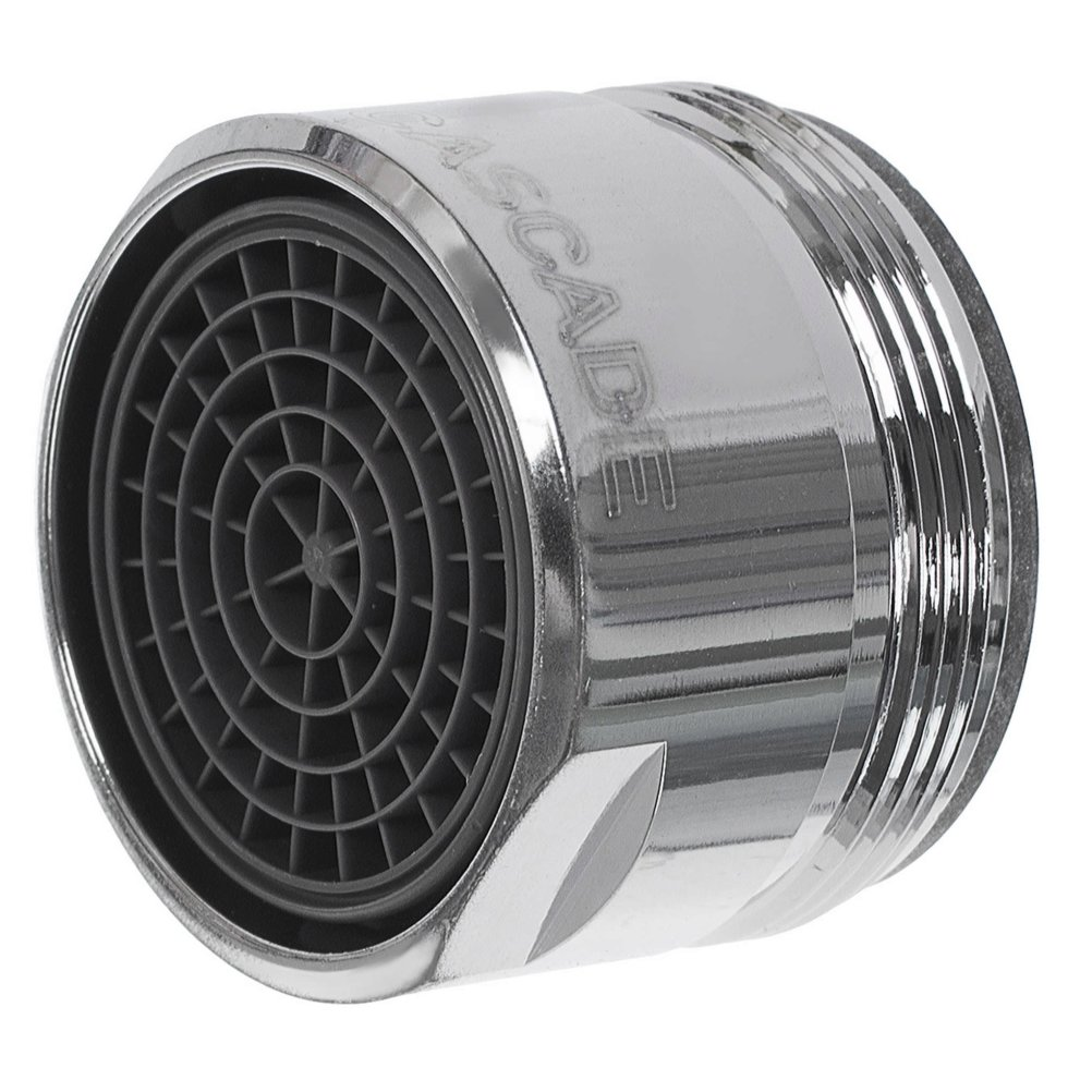 Аэратор для смесителя в ванной Equation наружная резьба 28 мм