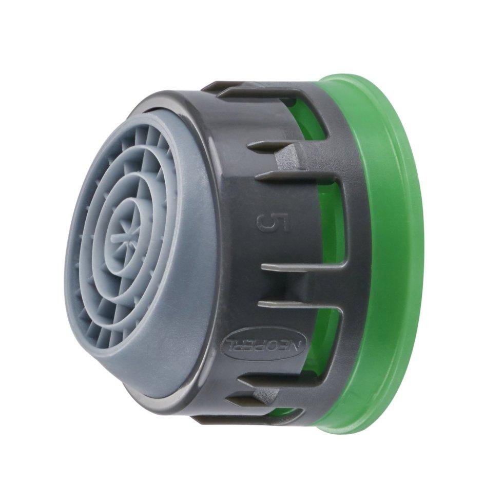 Аэратор Equation Eco поворотный внутренняя резьба 22/24 мм
