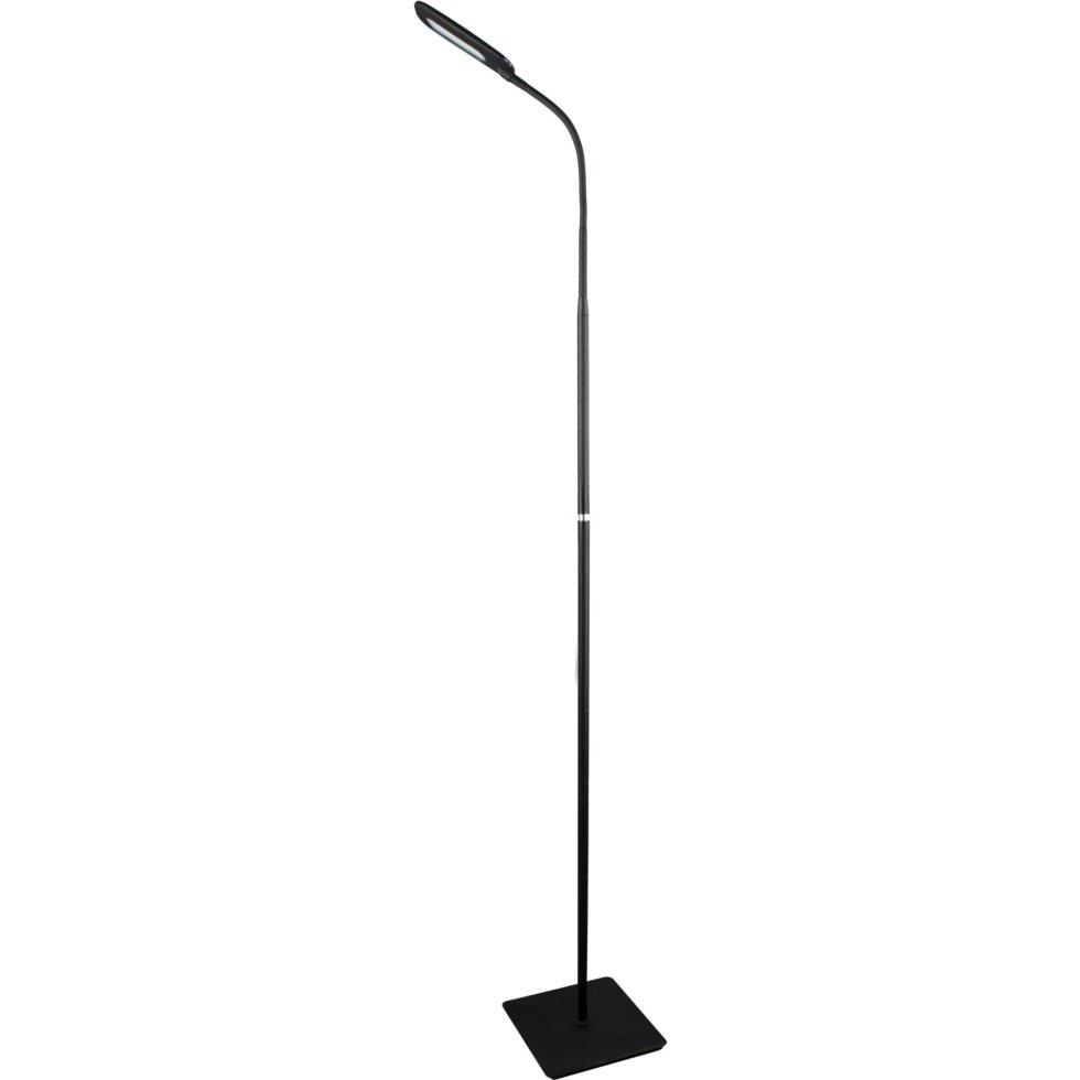 Торшер светодиодный Camel KD-801, цвет чёрный