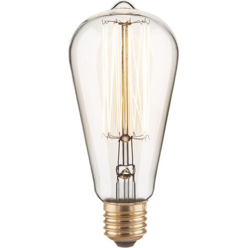 Лампа «Эдисон ST64» 60 Вт