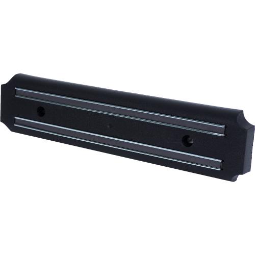 Держатель ножей магнитный 200 мм цвет чёрный