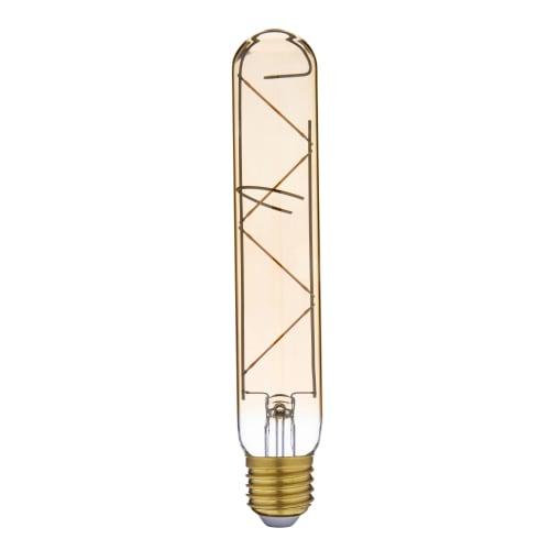 Лампа светодиодная Lexman E27 3 Вт 300 Лм, свет янтарный жёлтый