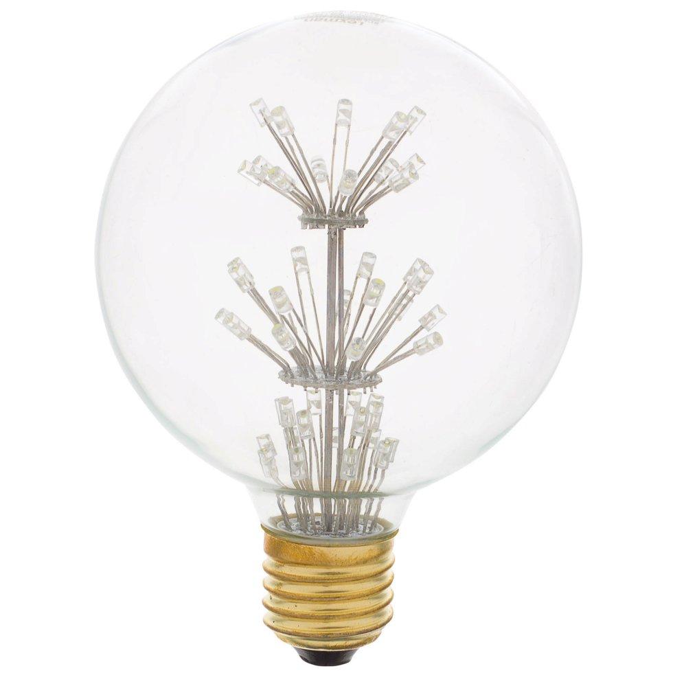 Лампа светодиодная Lexman E27 1.5 Вт 160 Лм 6500K