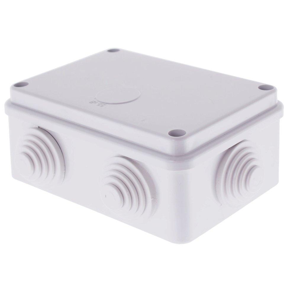 Коробка распределительная 120х80х50 мм, IP55