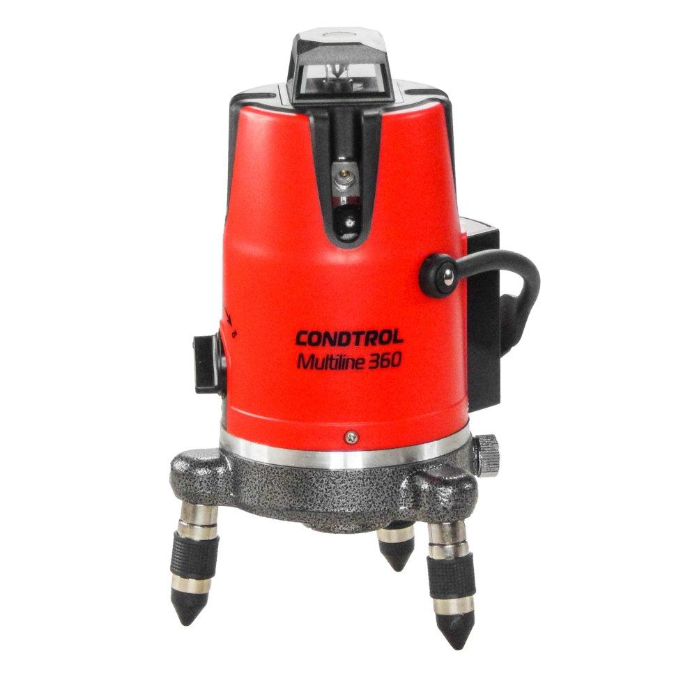 Лазерный нивелир CONDTROL Multiline 360